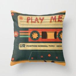 Play Me Throw Pillow