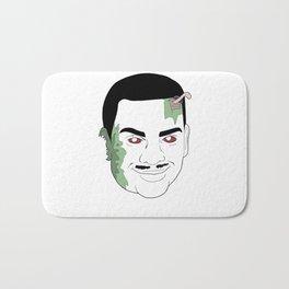 Zombie Carlton Bath Mat