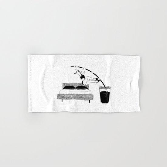 Wake up Hand & Bath Towel