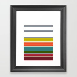 banda Framed Art Print