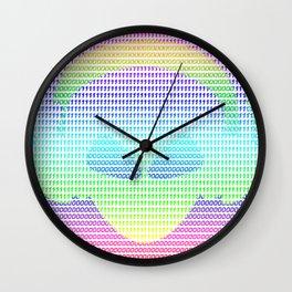 The Alien Wall Clock