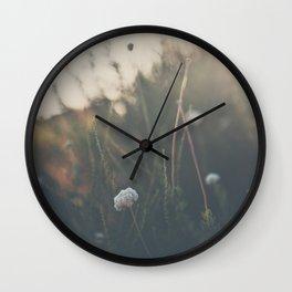 buckwheat ... Wall Clock