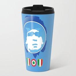 SSC Napoli Maradona Travel Mug