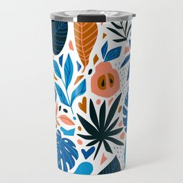 Paradise fruit Travel Mug