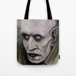 Orlok the Loathsome Tote Bag
