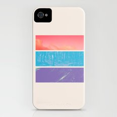 Colour iPhone (4, 4s) Slim Case