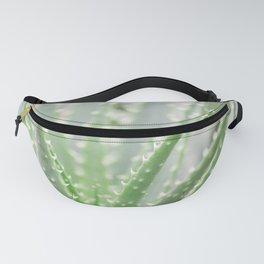 Agave Green Fanny Pack
