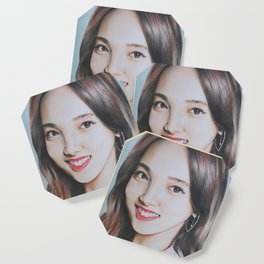 Kpop Twice Nayeon Coaster