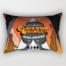 A Clockwork Orange Rectangular Pillow