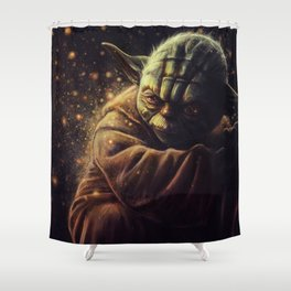 The Force Shower Curtain