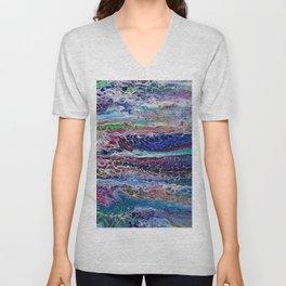Rainbow of Color Unisex V-Neck