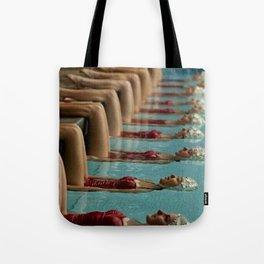 Synchronize Tote Bag
