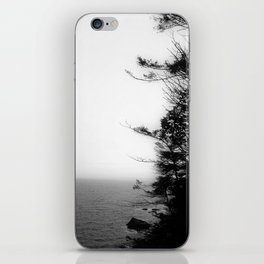 the coast iPhone Skin