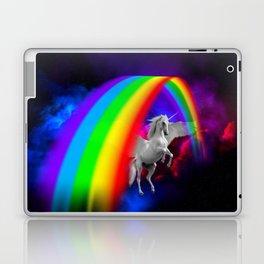 Unicorn & Rainbow Laptop & iPad Skin