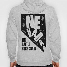NEVADA THE BATTLEBORN STATE SUPERCOOL T-SHIRT Hoody