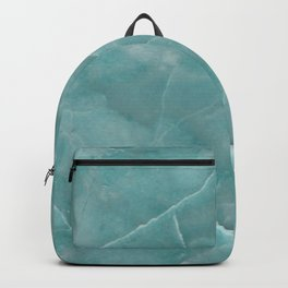 Ice Green Marble Backpack
