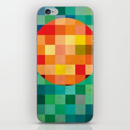 Color player iPhone Skin