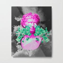 Consumerism Metal Print