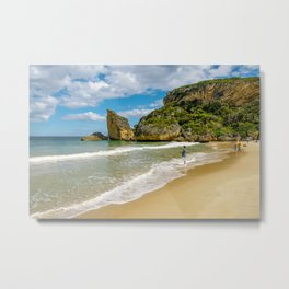 Cathederal Rock, Windy Harbour, Western Australia Metal Print