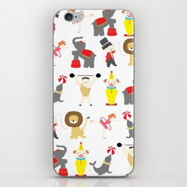 Circus iPhone Skin