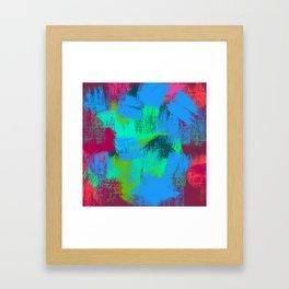 Hedge Framed Art Print