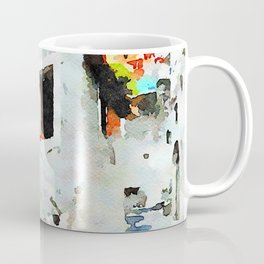 Glimpse with staircase Coffee Mug