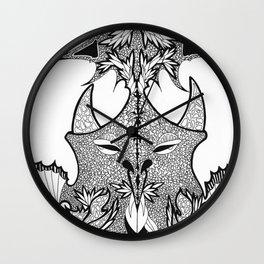 Creature Wall Clock