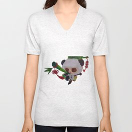 Teemo off duty Unisex V-Neck