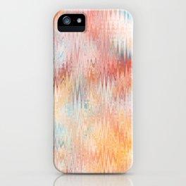 Desert Watercolor iPhone Case