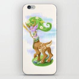 Chibi Lunara  iPhone Skin