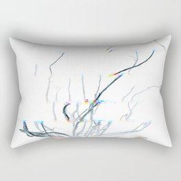 Roots of time Rectangular Pillow