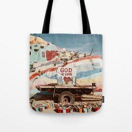 Slab City Tote Bag