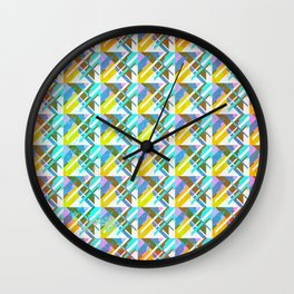 No One-Liner  Wall Clock