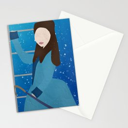 Souffle Girl, Clara Oswin Oswald - Doctor Who Stationery Cards