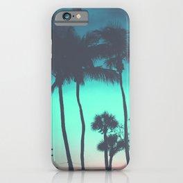 Naples Surf City iPhone Case