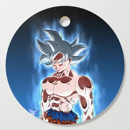 Ultra instinct Cutting Board