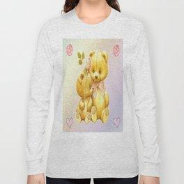 Teddy Bears Long Sleeve T-shirt