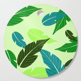 Leafy Greens Cutting Board
