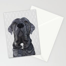 Chief the Mastiff Stationery Cards