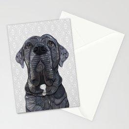 Chief the Mastiff Stationery Cards