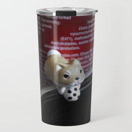 Shiba Inu Decor Travel Mug