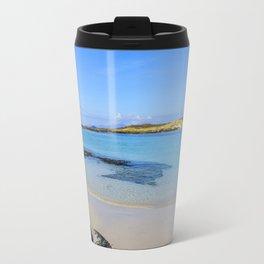 Sanna Bay 3 Ardnamurchan Travel Mug