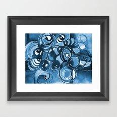 SUMI Framed Art Print