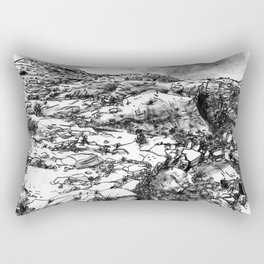 Desert_rocks Rectangular Pillow