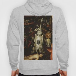 The little knight by Heironymus Bosch Hoody