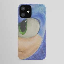 SONIC Drawing iPhone Case