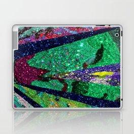 Holiday Mermaid Peacock Laptop & iPad Skin