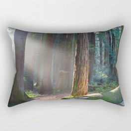 Keepers Of The Light Rectangular Pillow