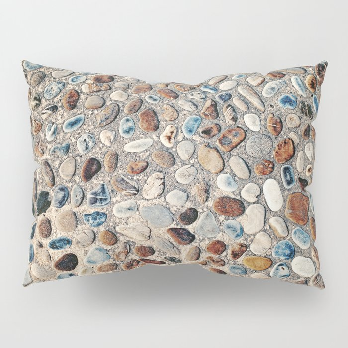 Pebble Rock Flooring II Pillow Sham