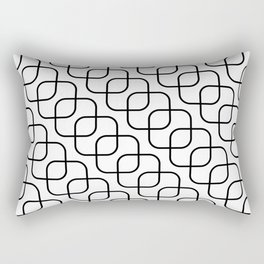 kaskada (white) Rectangular Pillow